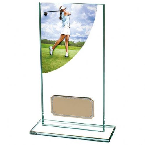Colour Curve Golf Female Jade Crystal 160mm